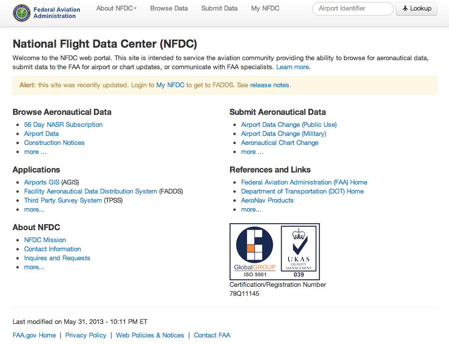 NFDC Web Portal