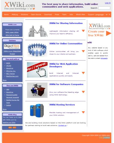Old XWiki.com