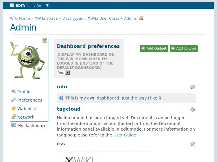 http://xwiki.org/xwiki/bin/download/ReleaseNotes/ReleaseNotesXWikiEnterprise32M2/userdashboard.png